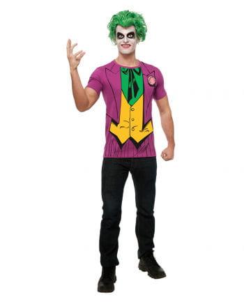Joker Shirt Wig