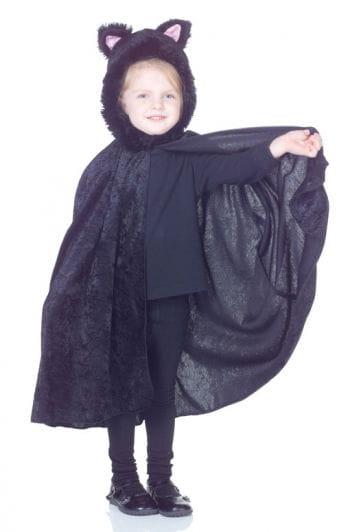 Black cats cape