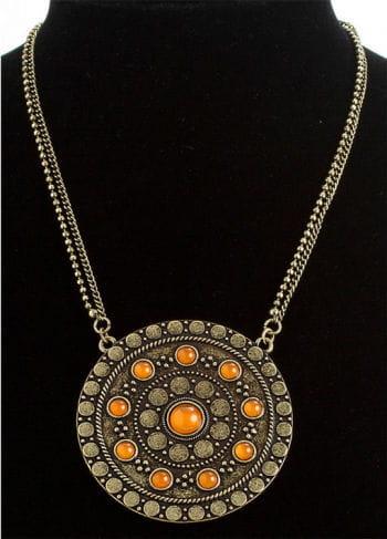 Celtic Necklace Bronze
