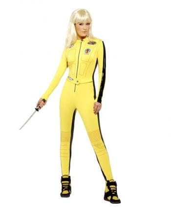 Kill Bill Ladies Costume