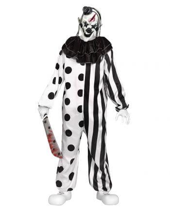 Killer Clown Teenager Kostüm