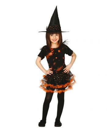 Little Witch Child Costume Estrella