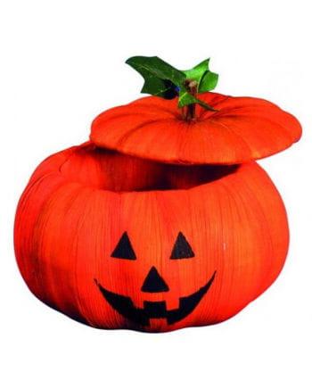Pumpkin Basket with lid