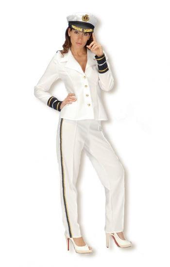 Lady Offizier Kostüm