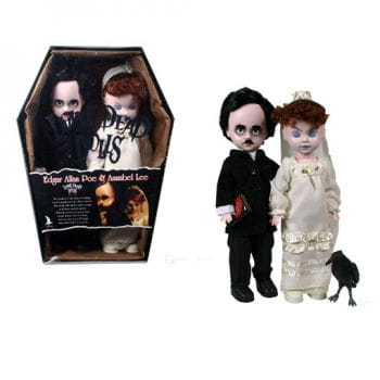Living Dead Dolls Edgar Ellen Poe und Annabel