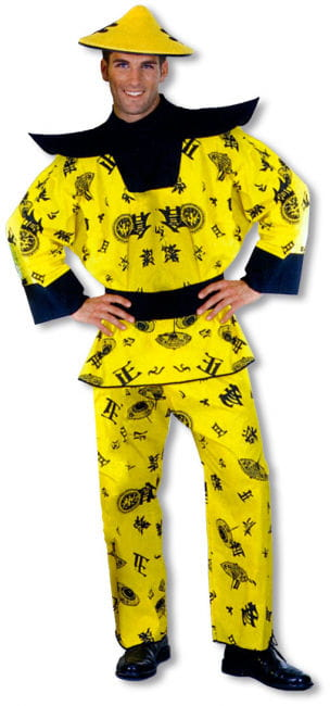 Chinese Costume Men