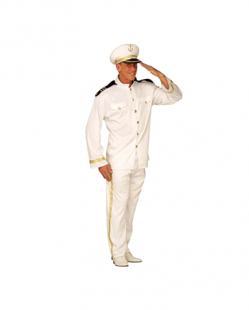 Navy Captain Costume S