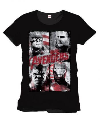 Marvel Comics Avengers T-Shirt