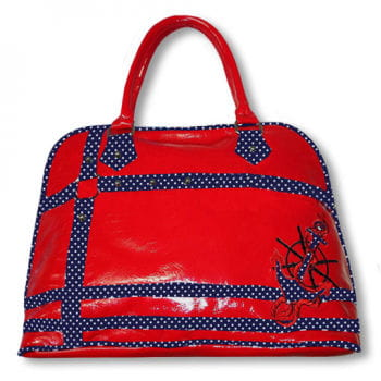 Sailor handbag patent