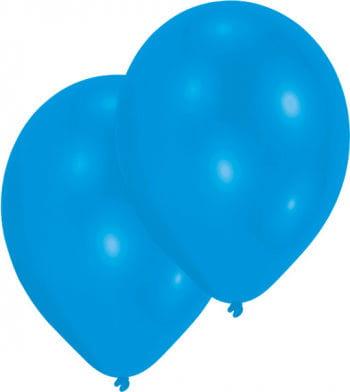 Metallic blue balloons 50 St.