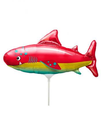 Mini foil balloon Funny shark