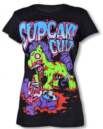 Zombie Pony Shirt Cupcake Cult