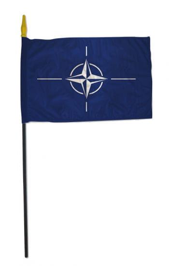 Stockflagge NATO