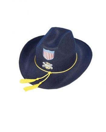 Yankee soldiers hat blue