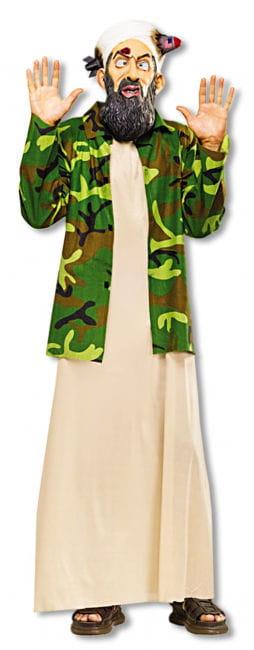 Osama bin weg Kostüm