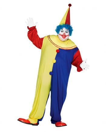 Horror Clown Kostüm Plus Size