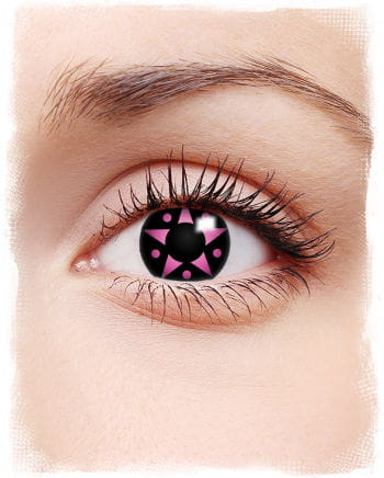 Pink Starlight Contacts