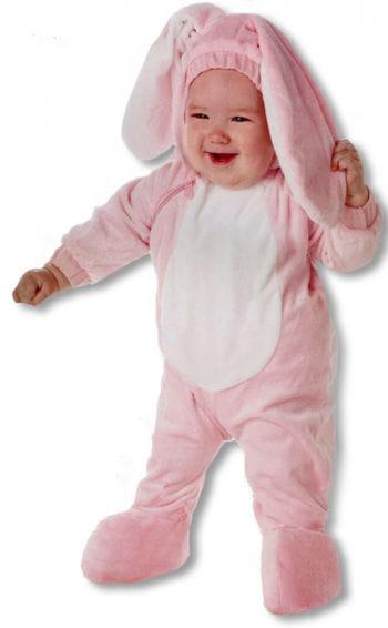 Pinker Hase Kids Costume S
