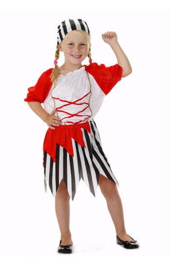 Pirate Girl Mädchenkostüm