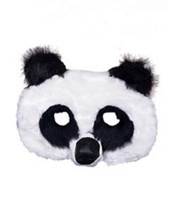 Plush Panda Mask