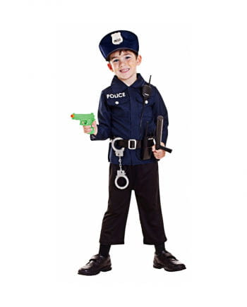Children Police Set
