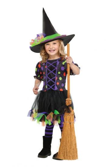 Polka Dot Witch Child Costume