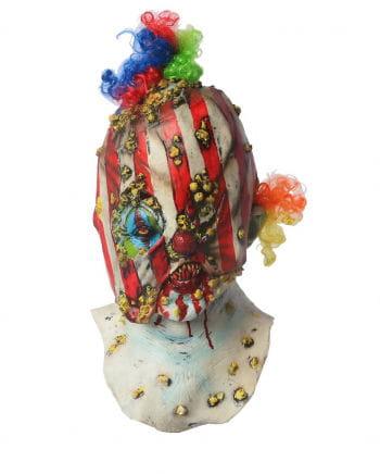 Popcorn Clown Mask