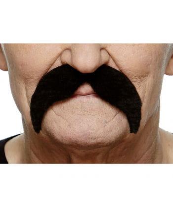 Giant Black Moustache