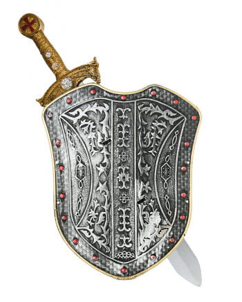 Knight Sword with Shield