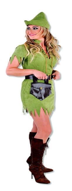 Robin H. Frauen Kostüm XL