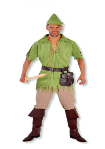 Robin Wood Kostüm PS