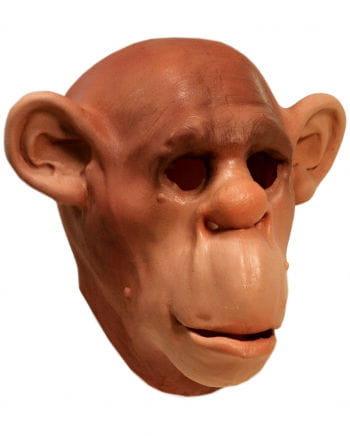 Chimpanzees Foam Latex Mask