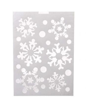 Snowflakes Template