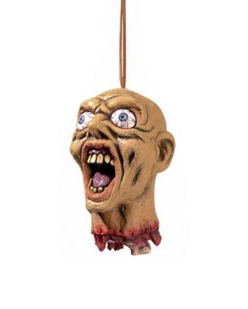 Shrunken Head Screaming Bubba