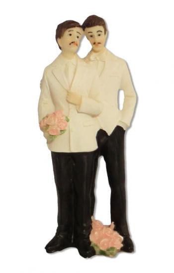 Schwules Hochzeitspaar 11,5 cm