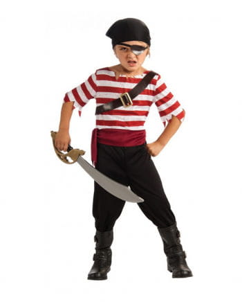 Little pirates costume M German size 116-128