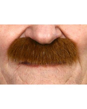 Adhesive Mustache Brown