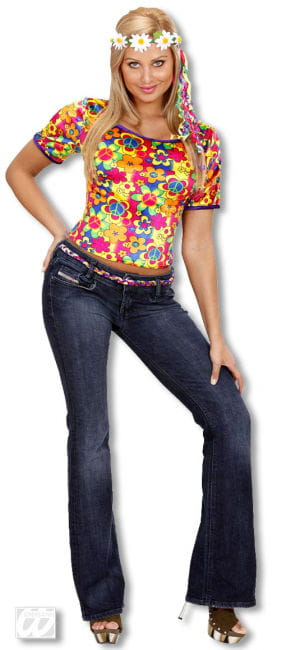 Sexy Hippie Shirt M