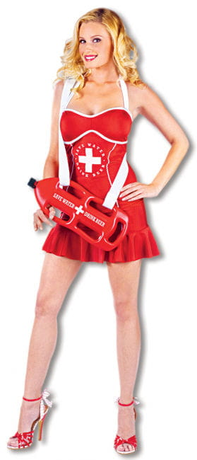 Sexy Lifeguard Kostüm