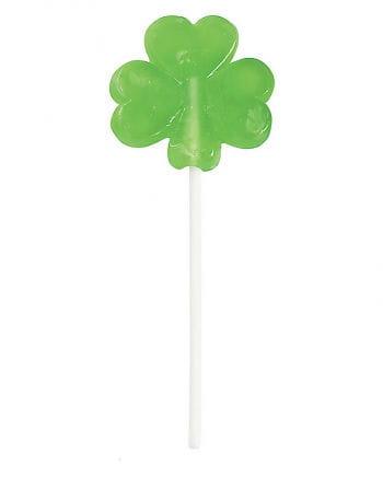 St. Patrick`s Day Shamrock Lolly