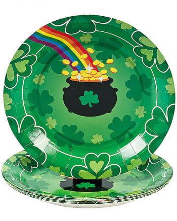 St Patricks Day Mini Plates