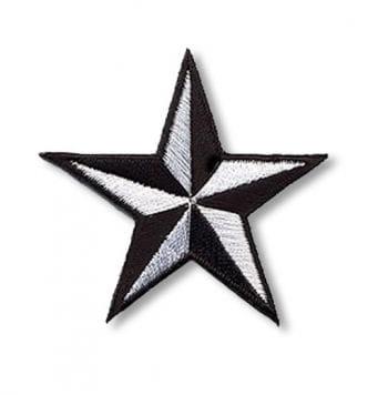Star Patch black