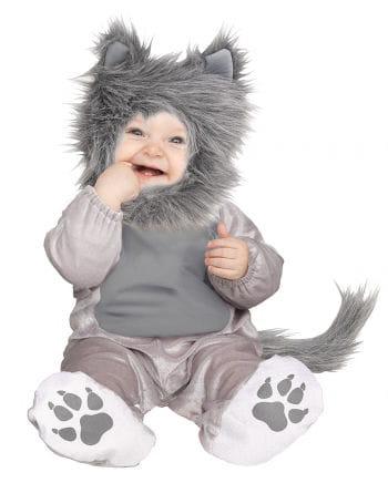 Frecher Wolf Kleinkinderkostüm