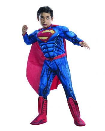 Superman Deluxe Kinderkostüm