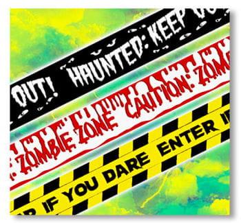 Tape Set Halloween