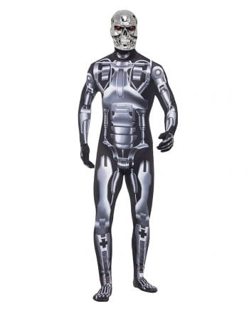 Terminator Endoskeleton Herrenkostüm