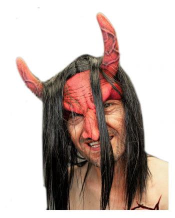 Halbmaske des Teufels