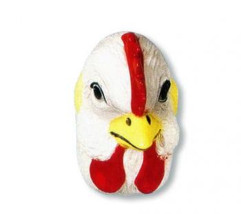 Animal mask hen