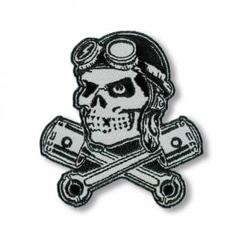 Skull Patches Bomber