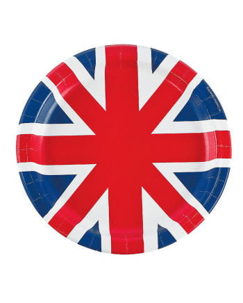 United Kingdom Pappteller 8 St.